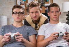 Helix Studios - Gamer Threesome #1
