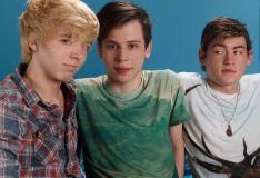 Helix Studios - Schoolboy Threesome #1