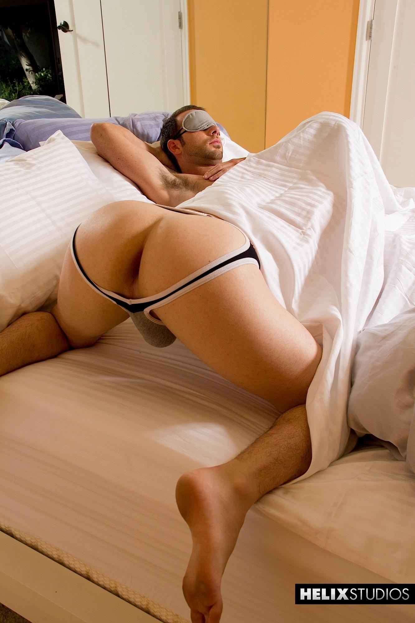 Holy natural nudist